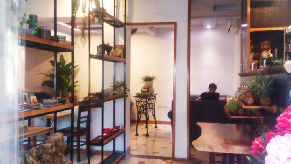 Quán Cafe EZ